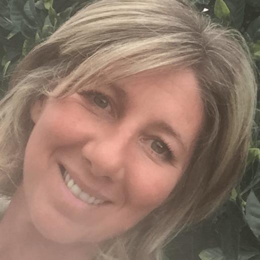 Catehrine Ghio, Coordinatrice projets à Sophia-Antipolis