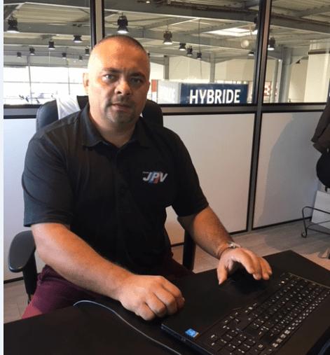 Eric Varon-Bonfils, Directeur de pôle Autos